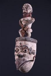 Art africain - Masques - Masque Marionnette Ogoni