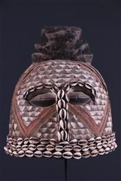 Masque casque Kuba Moshambwooy