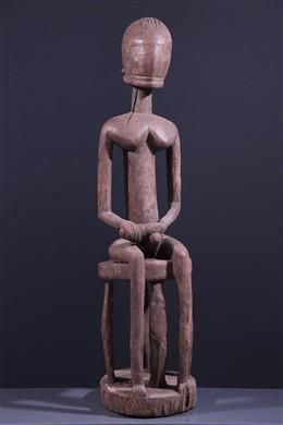 Statue Dogon aveugle