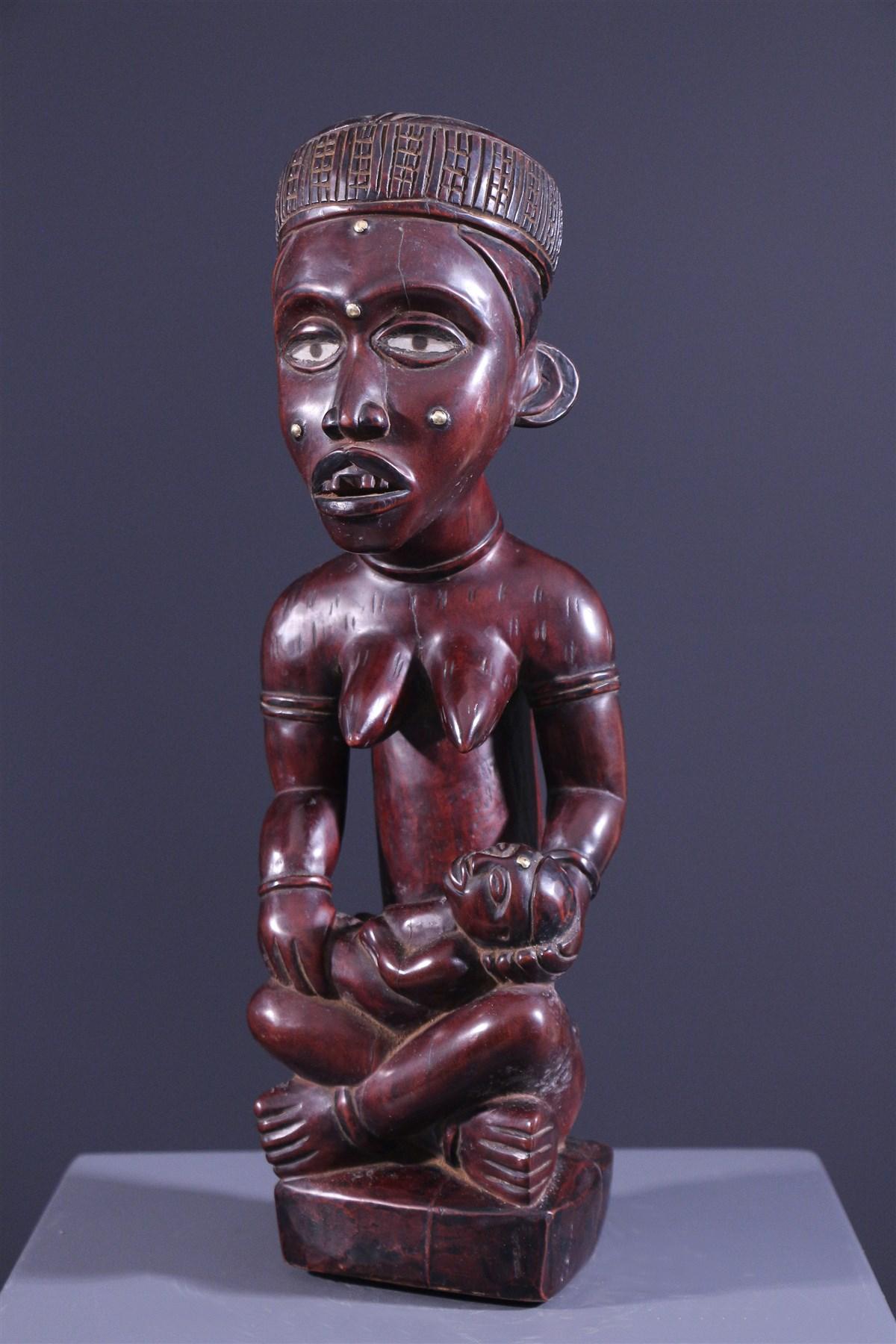 Maternité Yombe Phemba - Art africain