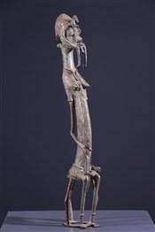 Art africain - Statuettes - Statuette féminine Senoufo Tugubele
