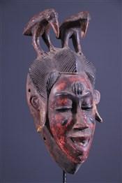 Art africain - Masques - Masque Gouro Zaouli