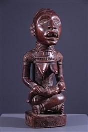 Art africain - Statues - Maternité Kongo Phemba