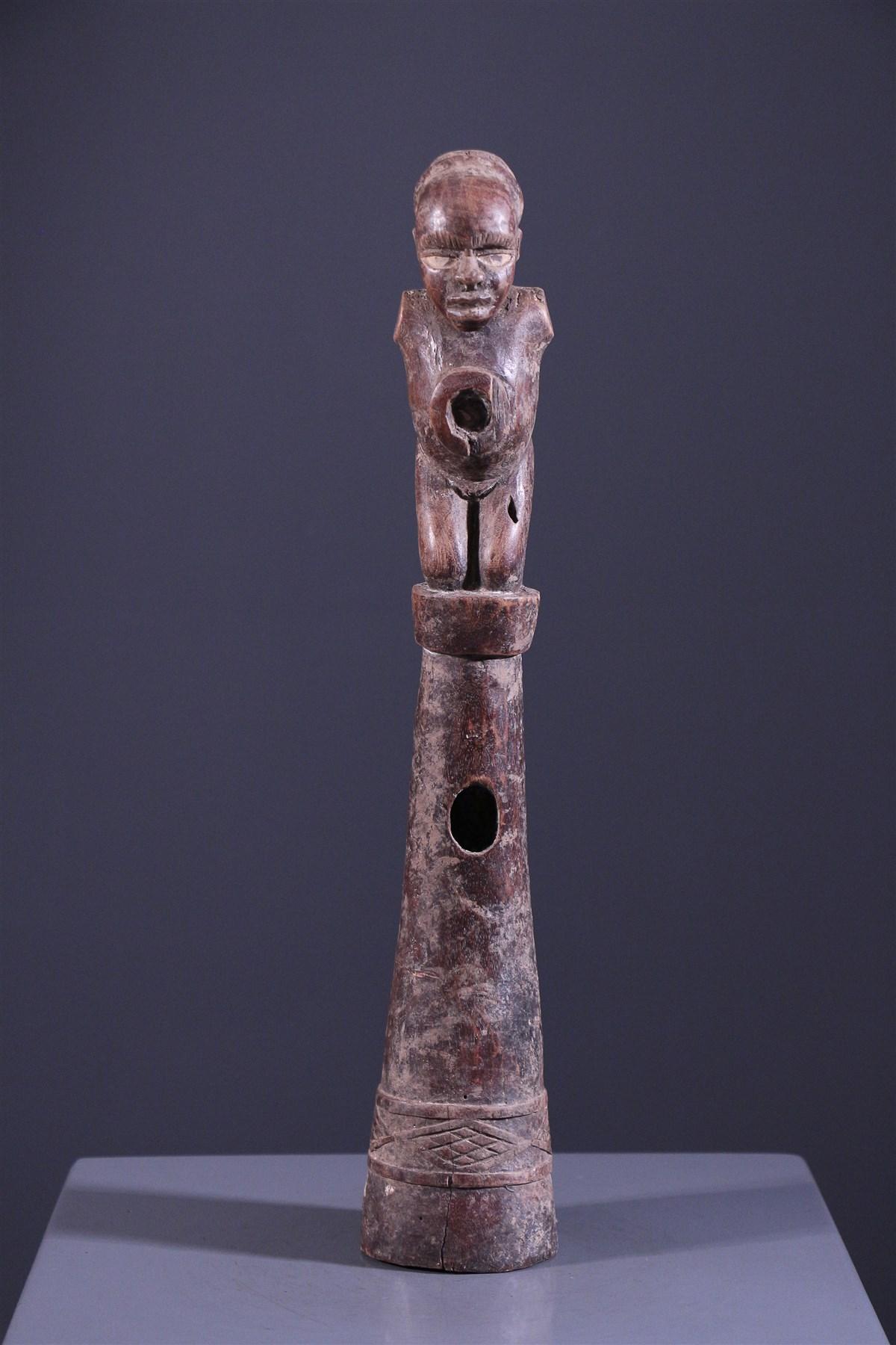 Sifflet Kongo (8472) - Sifflets Kongo - Art africain RDC