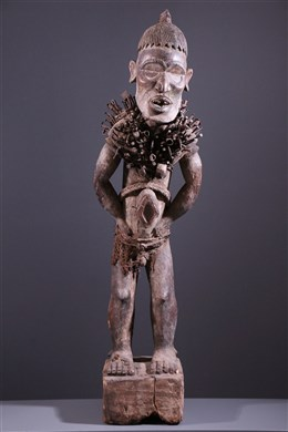 Grande Statue Kongo Nkisi