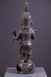 bronze africainStatue royale Oni Ife