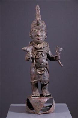 Statue royale Oni Ife
