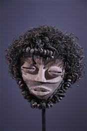 Masque africainMasque Guéré