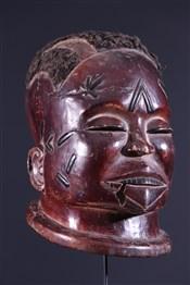 Art africain - Masques - Casque Makonde Lipoko