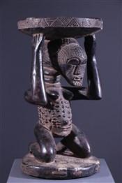 Art africain - Tabourets - Tabouret Songye