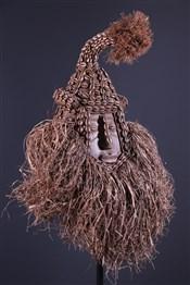 Masque africainMasque royal Kuba Mwash a mboy