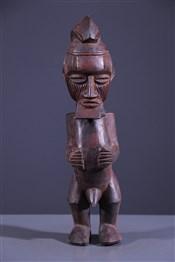 Statuette Buti Teke