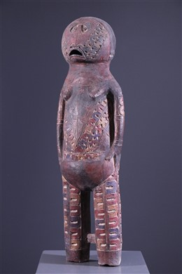 Art africain - Grande Statue Kouyou