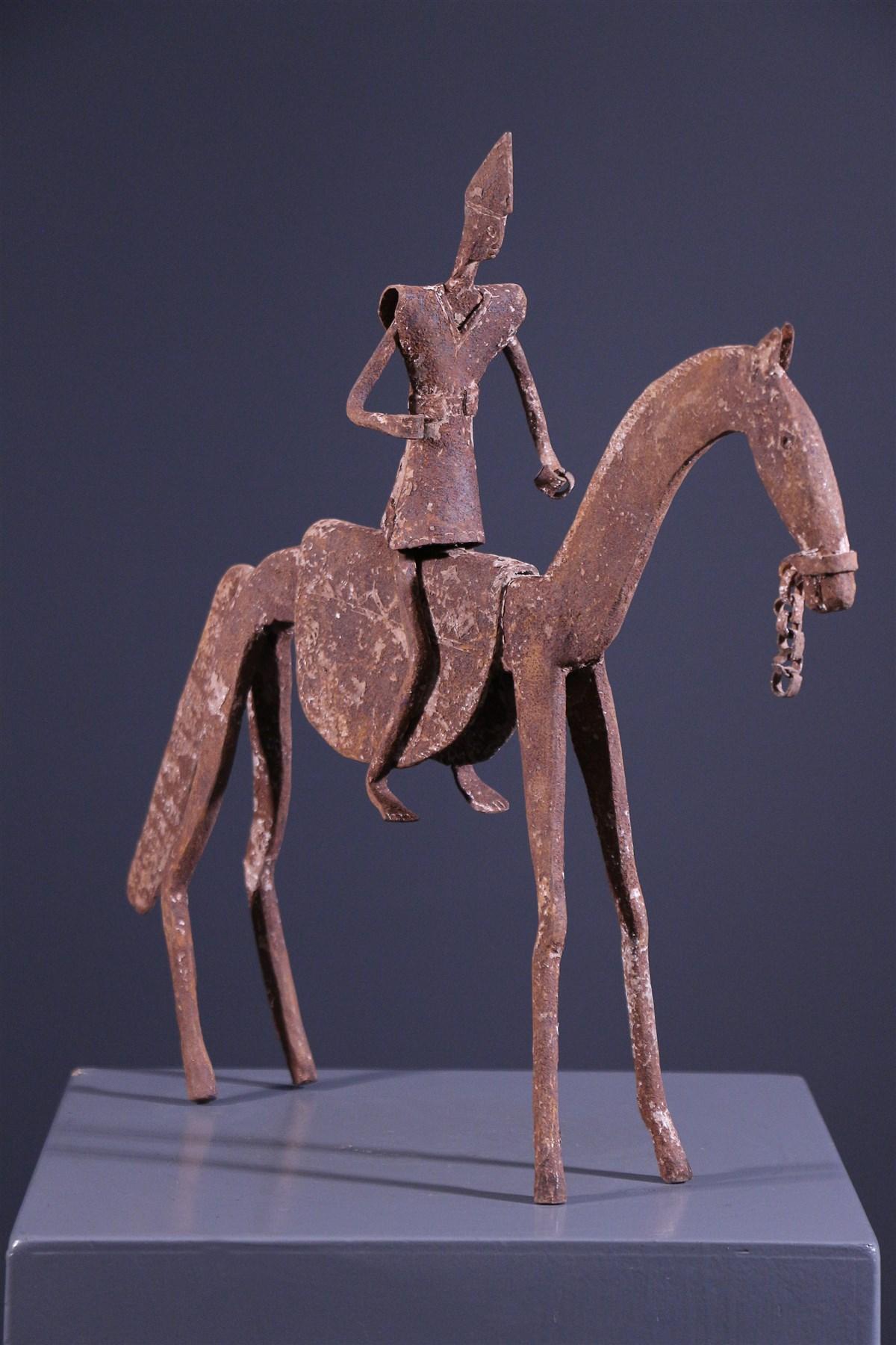 Cavalier Lobi - Art africain