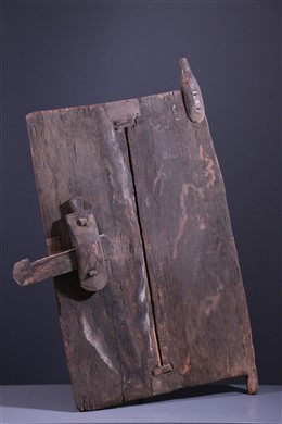 Porte de case Mossi