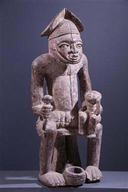 Statue Mfo Bamileke
