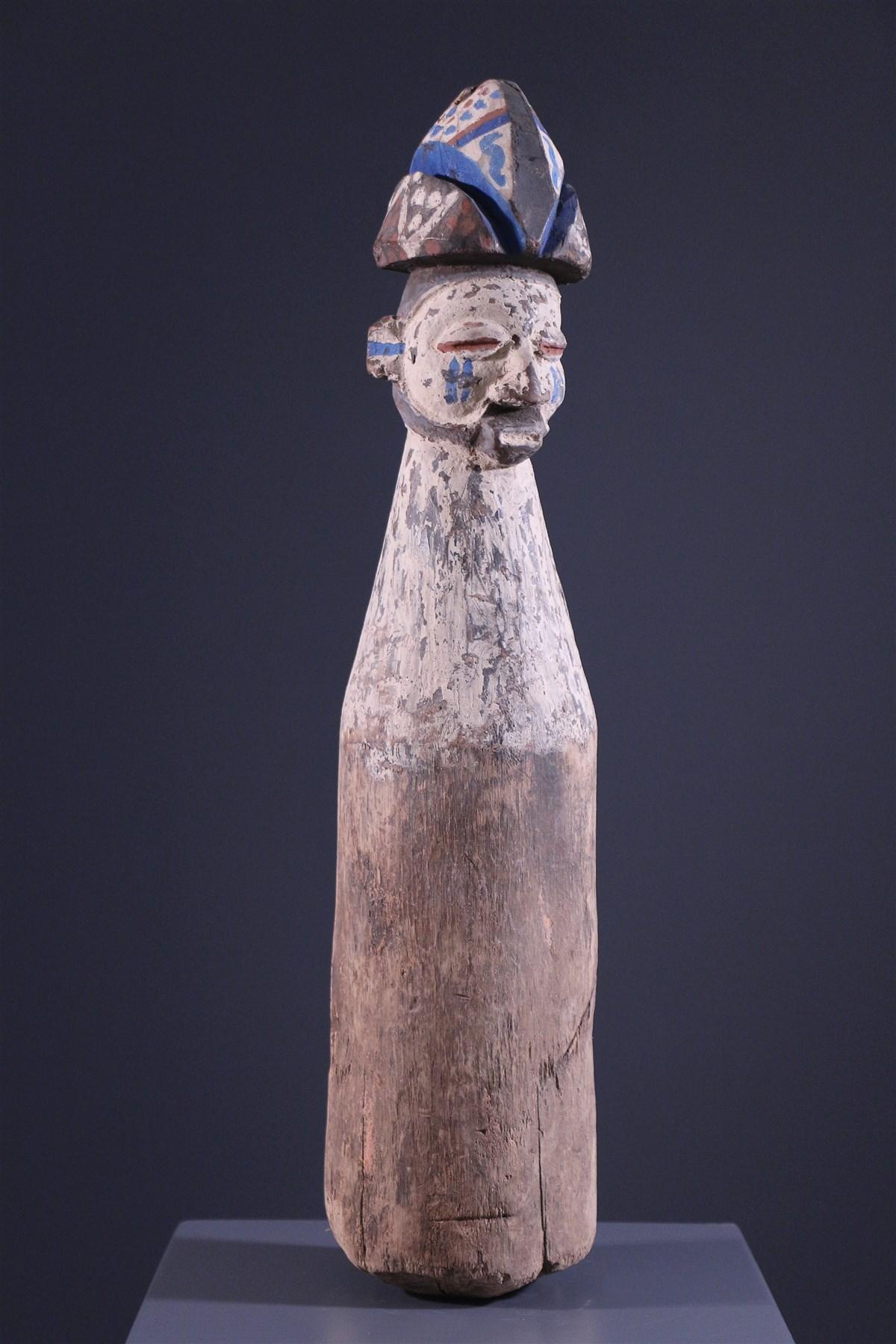 Statue Yaka - Art africain
