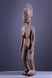 Statues africainesStatue Mossi Nakomse