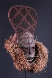 Art africain - Masques - Masque Chokwe Luvale Mukanda