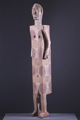 Cercueil anthropomorphe Efomba Ntombe