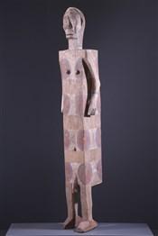 Art africain - Statues - Cercueil anthropomorphe Efomba Ntombe