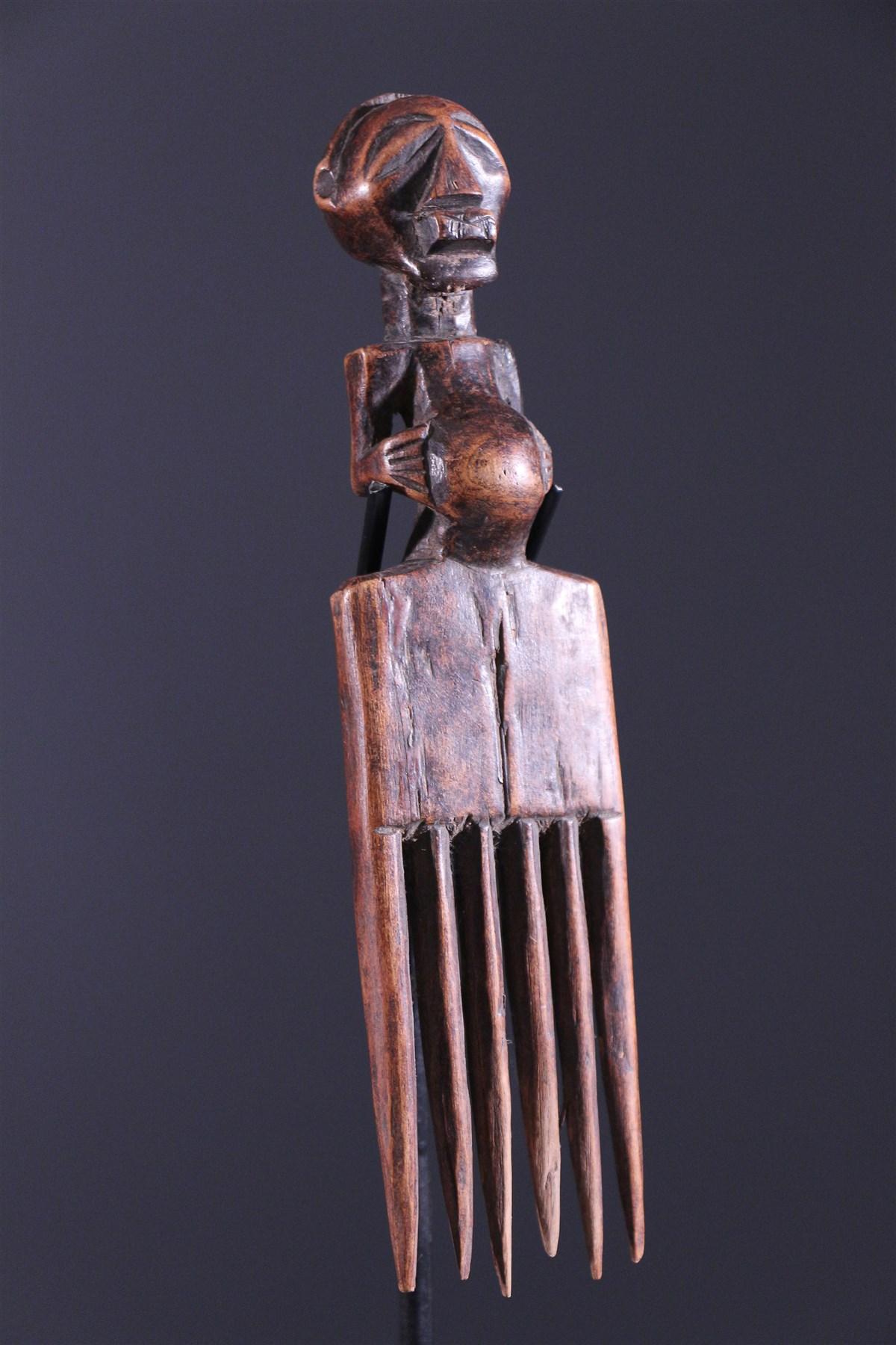 Peigne Songye - Art africain