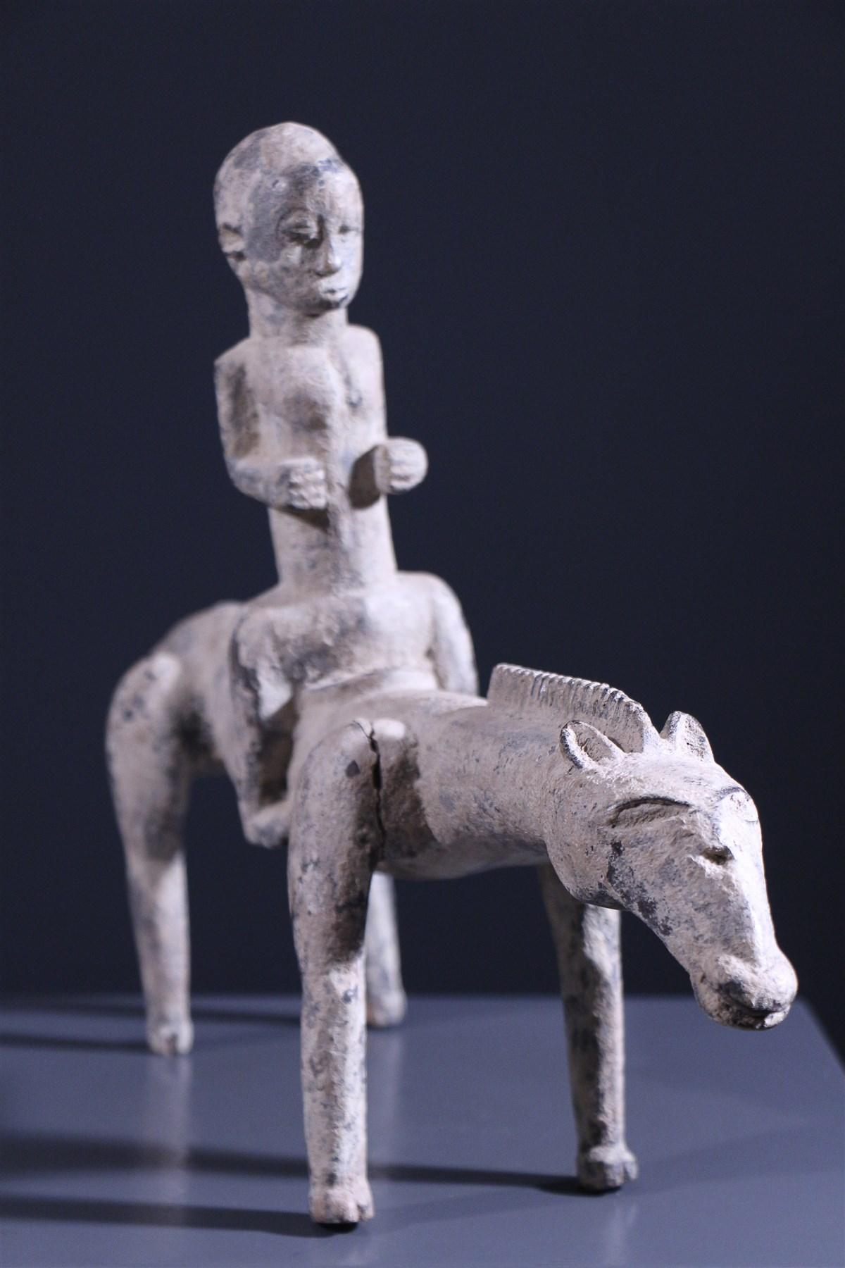 Cavalier Adan Ewe - art primitif