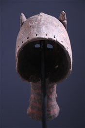 Masque africainMasque africain Bambara du Kono