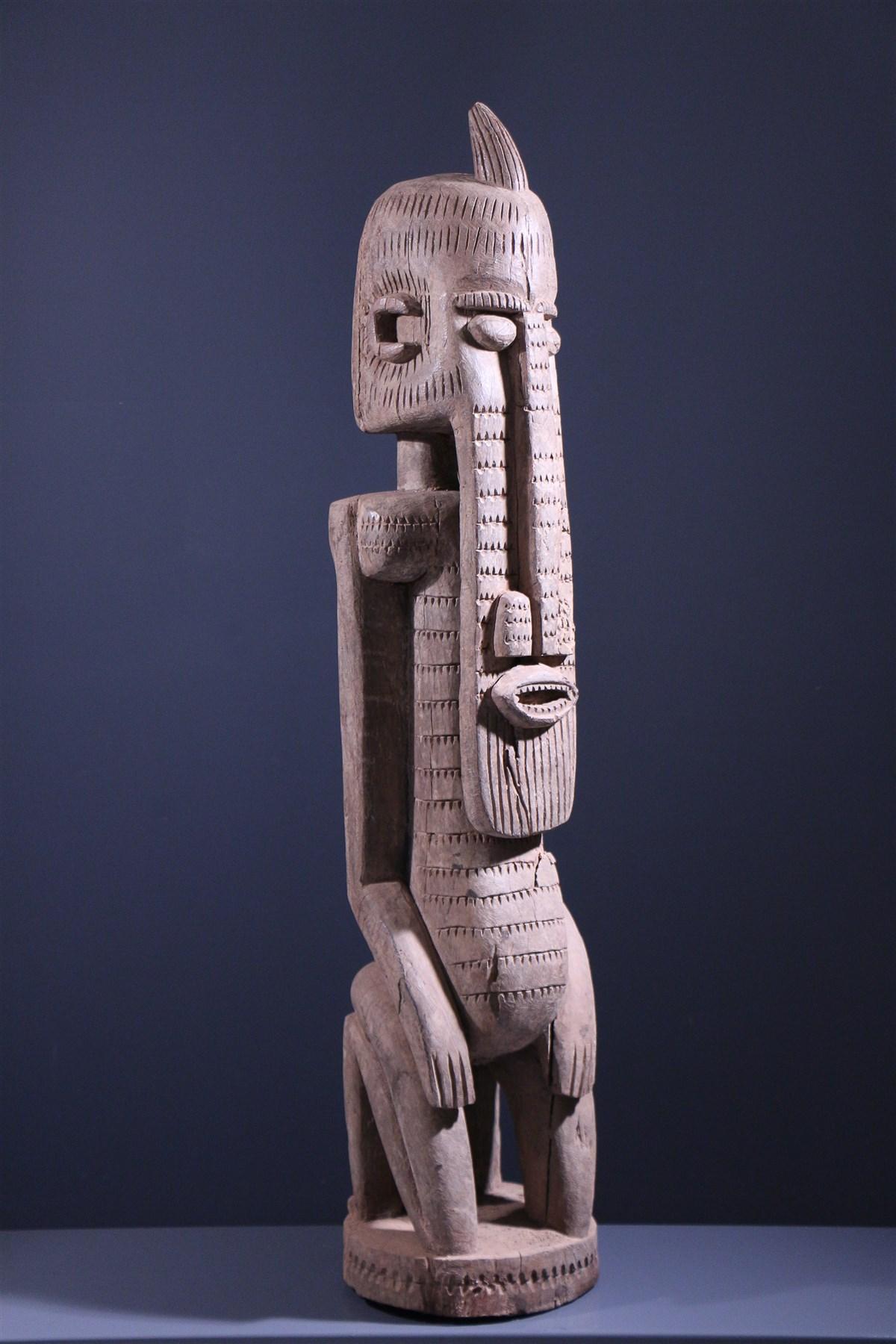 Génie Dogon - art africain
