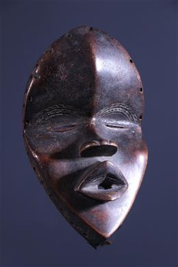 Art africain - Masque Deangle Dan