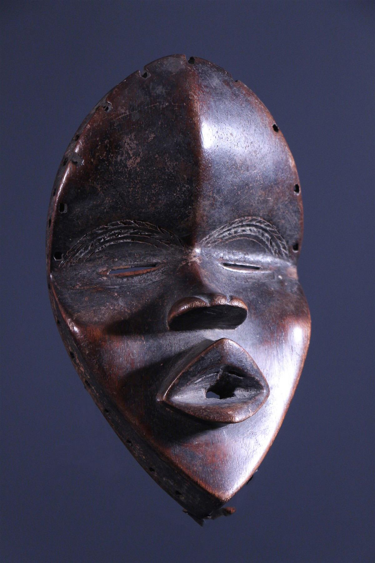 Masque Dan Deangle - Art africain