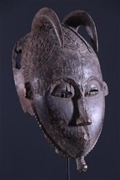 Masque Mblo Baoule