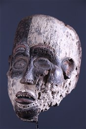 Masque Kongo Yombé