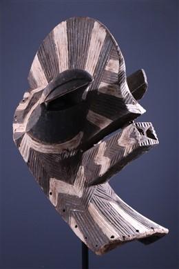 Grand masque Songye Kifwebe